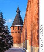 Башня Тульского кремля (2010 год). Редакционное фото, фотограф Дульнев Михаил / Фотобанк Лори