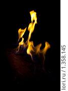 Огонь. Стоковое фото, фотограф Алексей Головин / Фотобанк Лори
