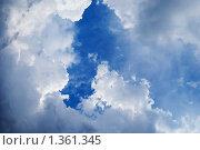Небо. Стоковое фото, фотограф Сергей Павлов / Фотобанк Лори