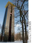Колокольня в современном исполнении, Берлин (2010 год). Редакционное фото, фотограф Игорь Демидов / Фотобанк Лори