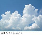 Облака. Стоковое фото, фотограф Ольга Златкина / Фотобанк Лори