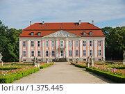 Friedrichsfelde дворец (2009 год). Стоковое фото, фотограф Владимир Овчинников / Фотобанк Лори