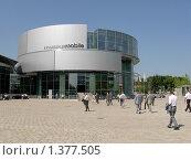 Музей истории автомобилей Ауди Ингольштадт Германия (2007 год). Редакционное фото, фотограф Сергей Шихов / Фотобанк Лори