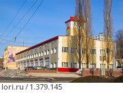 Купить «Пожарная часть», фото № 1379145, снято 27 февраля 2009 г. (c) Виктория Кириллова / Фотобанк Лори