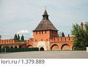 Купить «Тула. Тульский Кремль», эксклюзивное фото № 1379889, снято 30 июля 2009 г. (c) lana1501 / Фотобанк Лори