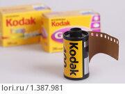 Купить «Фотоплёнка», эксклюзивное фото № 1387981, снято 3 января 2010 г. (c) Дмитрий Неумоин / Фотобанк Лори