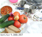 Закуска готова. Стоковое фото, фотограф Андрей Борисов / Фотобанк Лори
