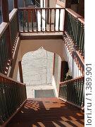 Восточный балкон (2009 год). Стоковое фото, фотограф Завриева Елена / Фотобанк Лори