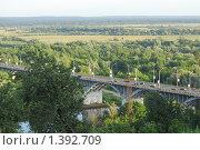 Арочный мост. Стоковое фото, фотограф Лотков Лель / Фотобанк Лори