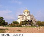 Собор Владимирский в Севастополе (2009 год). Стоковое фото, фотограф Андрей Борисов / Фотобанк Лори