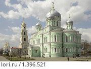 Дивеево. Троицкий собор (2008 год). Стоковое фото, фотограф Виктор Вуколов / Фотобанк Лори
