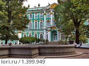 Зимний дворец, Санкт-Петербург (2009 год). Стоковое фото, фотограф Татьяна Ежова / Фотобанк Лори