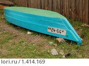 Лодка (2006 год). Редакционное фото, фотограф Кирилл Пирязев / Фотобанк Лори