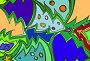 Ёлочный фон, иллюстрация № 1430401 (c) Геннадий Соловьев / Фотобанк Лори