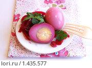 Маринованные яйца. Стоковое фото, фотограф Татьяна Емшанова / Фотобанк Лори