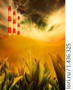 Купить «Экология в опасности. Глобальное потепление», фото № 1436325, снято 1 июля 2020 г. (c) Andrejs Pidjass / Фотобанк Лори