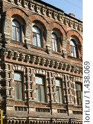 Купить «Окна старых московских улиц», фото № 1438069, снято 23 июня 2007 г. (c) Владимир Фаевцов / Фотобанк Лори