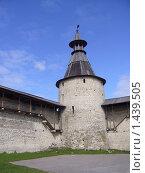 Башня Кутекрома Псковского кремля (2007 год). Редакционное фото, фотограф Галина Новикова / Фотобанк Лори