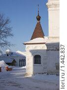 Купить «Муром. Благовещенский собор», фото № 1442837, снято 4 января 2010 г. (c) Николай Богоявленский / Фотобанк Лори