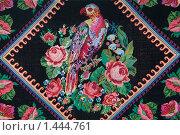 Купить «Тканый ковер, Беларусь», фото № 1444761, снято 9 октября 2009 г. (c) Владимир Фаевцов / Фотобанк Лори