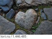 Каменное сердце. Стоковое фото, фотограф Константин Попов / Фотобанк Лори