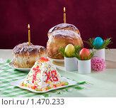 Купить «Пасха», эксклюзивное фото № 1470233, снято 11 февраля 2010 г. (c) Сергей Лаврентьев / Фотобанк Лори