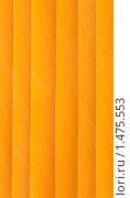 Купить «Оранжевые вертикальные жалюзи. Фон», фото № 1475553, снято 14 февраля 2010 г. (c) Александр Романов / Фотобанк Лори