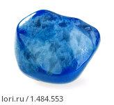 Купить «Голубой агат», фото № 1484553, снято 17 февраля 2010 г. (c) Сергей Лаврентьев / Фотобанк Лори