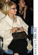 Эвелина Хромченко (2009 год). Редакционное фото, фотограф Владимир Васильев / Фотобанк Лори