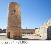 Купить «Башня в Цитадели. Эль-Кусейр, Египет», фото № 1488805, снято 3 января 2010 г. (c) Яков Филимонов / Фотобанк Лори