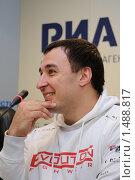Алексей Воевода в Сочи (2010 год). Редакционное фото, фотограф Андрей Америков / Фотобанк Лори
