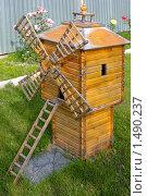 Ветряная мельница. Стоковое фото, фотограф gooclia / Фотобанк Лори