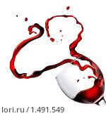 Купить «Вино», фото № 1491549, снято 8 декабря 2008 г. (c) Ярослав Данильченко / Фотобанк Лори