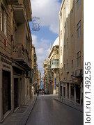 Купить «Валлетта», фото № 1492565, снято 2 марта 2008 г. (c) Всеволод Майский / Фотобанк Лори