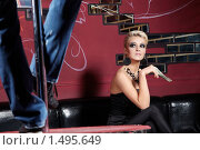 Купить «Мужской стриптиз», фото № 1495649, снято 28 января 2010 г. (c) Raev Denis / Фотобанк Лори