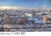 Промзона в Москве (2010 год). Стоковое фото, фотограф Александр Маркин / Фотобанк Лори
