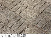 Древний тротуар. Стоковое фото, фотограф Дмитрий Степной / Фотобанк Лори