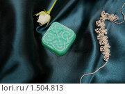 Купить «Мыло ручной работы», фото № 1504813, снято 14 февраля 2010 г. (c) Журавлева Виктория / Фотобанк Лори