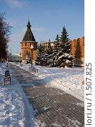 Тульский Кремль (2010 год). Редакционное фото, фотограф Игорь Жуленко / Фотобанк Лори