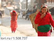 Непал (2009 год). Редакционное фото, фотограф Дмитрий Ващенко / Фотобанк Лори
