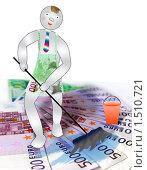 """Купить «""""Отмоем Ваши деньги.""""», иллюстрация № 1510721 (c) Алексей Баринов / Фотобанк Лори"""