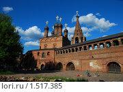Купить «Москва. Крутицкое подворье», эксклюзивное фото № 1517385, снято 5 июня 2009 г. (c) lana1501 / Фотобанк Лори