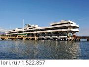 Абхазия, Сухум. Морской порт (2010 год). Стоковое фото, фотограф Константин Бредников / Фотобанк Лори