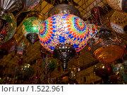 Купить «Лампы, Турция», фото № 1522961, снято 5 января 2010 г. (c) Владимир Журавлев / Фотобанк Лори