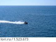 Водный мотоцикл. Стоковое фото, фотограф Кирилл Пирязев / Фотобанк Лори