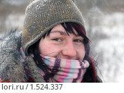 Портрет девушки. Стоковое фото, фотограф Елена Чердынцева / Фотобанк Лори