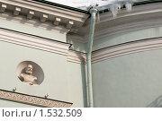 Купить «Эрмитажный театр (фрагмент). Санкт-Петербург», эксклюзивное фото № 1532509, снято 6 марта 2010 г. (c) Александр Алексеев / Фотобанк Лори