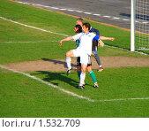 Футбол как танец (2009 год). Редакционное фото, фотограф Юлия Жмачинская / Фотобанк Лори