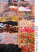 Купить «Разноцветные конфеты», фото № 1541521, снято 29 июня 2008 г. (c) Ельчанинов Вячеслав / Фотобанк Лори