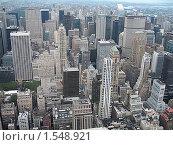Купить «Нью-Йорк», фото № 1548921, снято 30 августа 2008 г. (c) Андрей Казаков / Фотобанк Лори